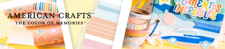 American Crafts - Papers