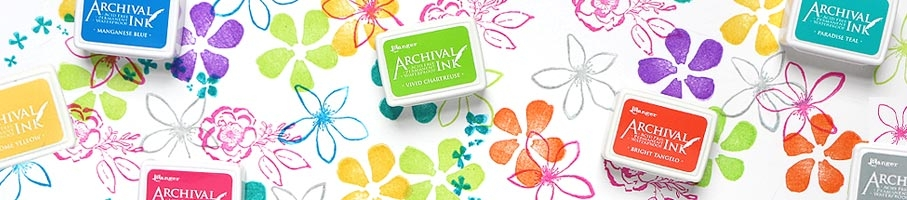 Archival Ink mini Kit