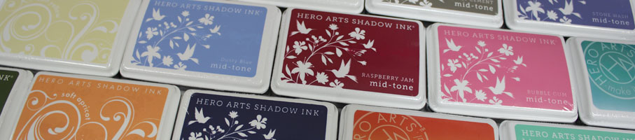 Hero Arts Shadow Inks