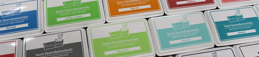 Lawn Fawn Ink Pads Standard