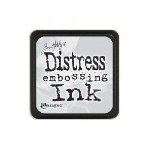 Mini Distress Embossing Ink Pad