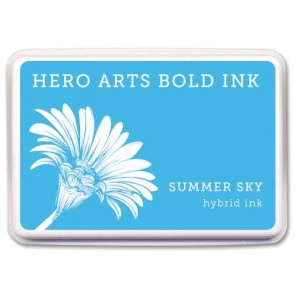 Summer Sky - Bold - Hero Arts Ink