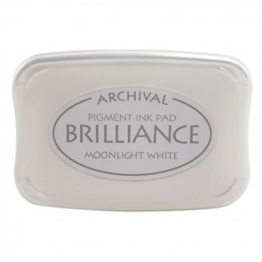 Moonlight White - Brilliance Archival Pigment ink