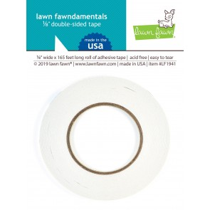 "1/8"" Double-Sided Tape - Nastro Biadesivo Lawn Fawn"
