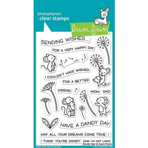 Dandy Day - Lawn Fawn Stamp Set