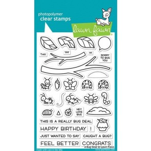 A Bug Deal - Lawn Fawn Stamp Set