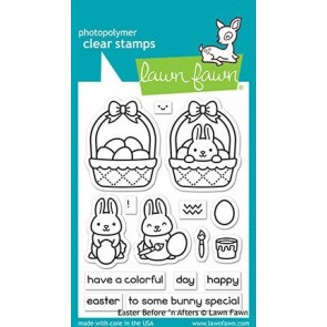 Easter Before 'n Afters - Lawn Fawn Stamp Set