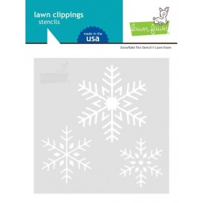 Set 17 - Layering Mini Stencil Set