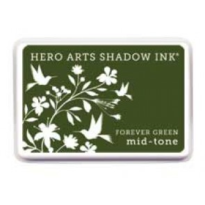 Inchiostro Hero Arts Mid Tone Shadow Forever Green