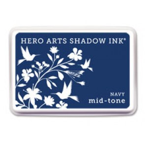 Inchiostro Hero Arts Mid Tone Shadow Navy
