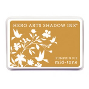 Inchiostro Hero Arts Mid Tone Shadow Pumpkin Pie