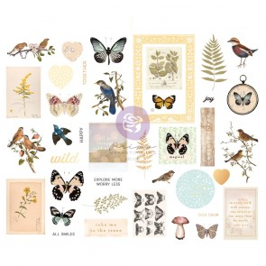 Chipboard Stickers - Nature Lover - Simple Stories
