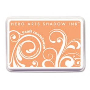 Inchiostro Hero Arts Shadow Soft Cantaloupe