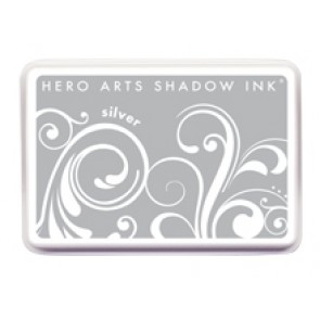 Inchiostro Hero Arts Shadow Silver