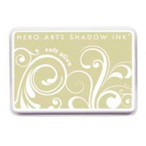 Inchiostro Hero Arts Shadow Soft Olive