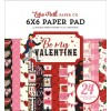Be My Valentine - Echo Park paper pack 6x6