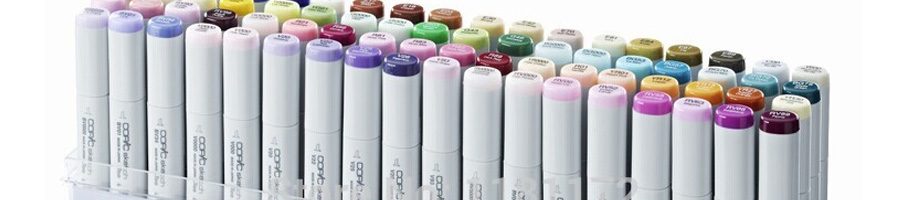 Pennarelli Copic Set