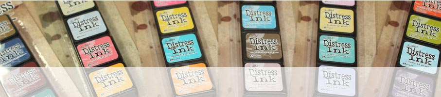 Kit di Inchiostri Distress Mini