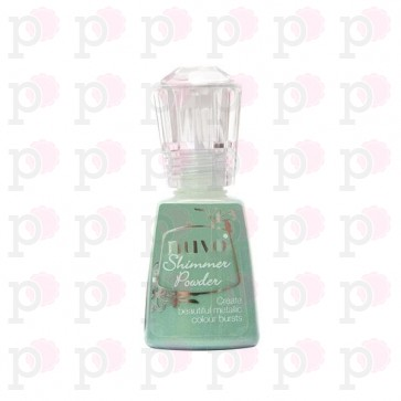 Green Parade - Nuvo Shimmer Powder