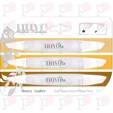 Honey Amber - Set Nuvo Alcohol Marker