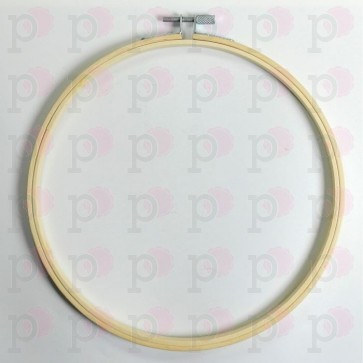 20 cm Embroidery hoop bamboo - Joy!Crafts