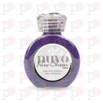 Violet Infusion - Pure Sheen Glitter Nuvo
