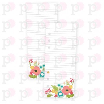 Floral Bookmark Tablet - Accessori Carpe Diem Planner