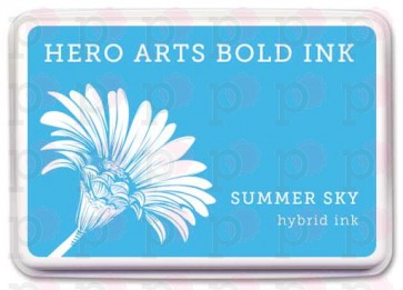 Summer Sky - Bold - Inchiostro Hero Arts Shadow