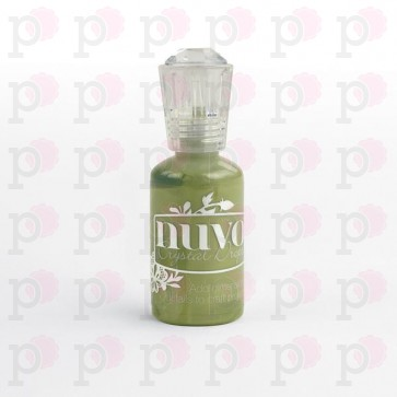 Bottle Green - Nuvo Crystal Drops