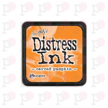 Carved Pumpkin - Inchiostro Distress Mini