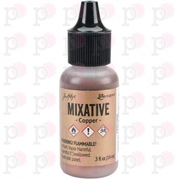 Copper Metallic Mixative - Tim Holtz Alcohol Ink
