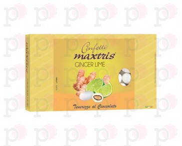 Ginger Lime - Confetti Maxtris 1Kg