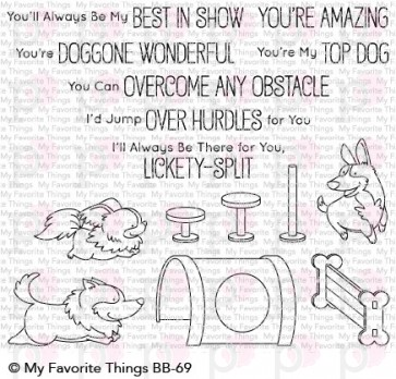 Best in Show - Timbro My Favorite Things