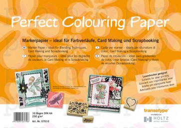 Perfect Colouring Paper - Carta per Copic