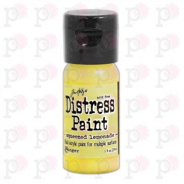Squeezed Lemonade - Distress Flip Top Paint