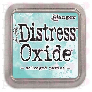 Salvaged Patina - Inchiostro Distress Oxide