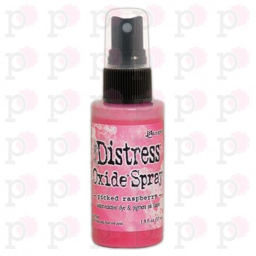 Picked Raspberry - Distress Oxide Spray