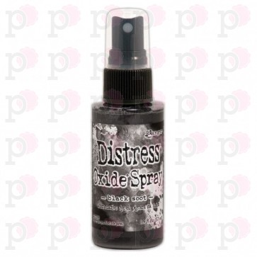 Black Soot - Distress Oxide Spray