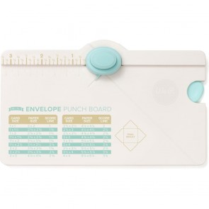 Mini Envelope Punch Board - We R Memory Keepers