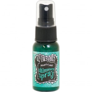 Polished Jade - Dylusions Shimmer Spray