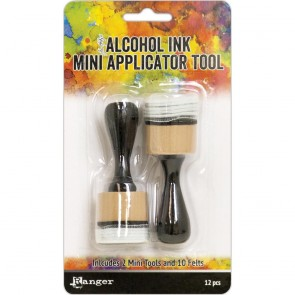 Tim Holtz Alchol Ink Mini Applicator - Mini Applicatore Tondo per Alcohol Inks