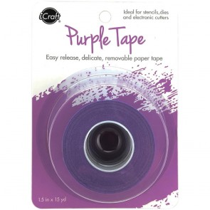 Removable Purple Tape - Nastro per mascheratura