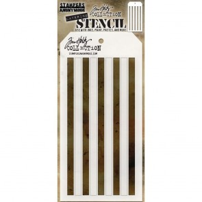 Shifter Stripes - Tim Holtz Layered Stencil