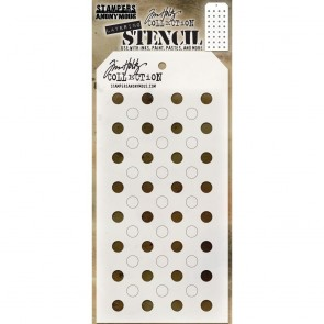Shifter Dots - Tim Holtz Layered Stencil