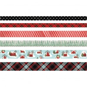 Christmas Design Tape- Tim Holtz Idea-ology