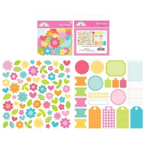 Cute & Crafty Odds & Ends Bits & Pieces - Doodlebug