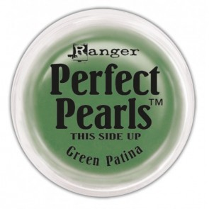 Green Patina - Polvere Perfect Pearl