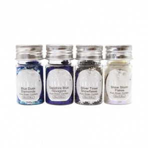 Let It Snow - Pure Sheen Confetti - Set di Paillettes Nuvo