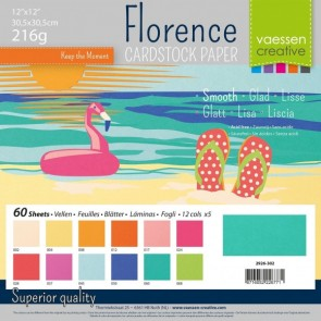 Summer Smooth Pack - Cartoncini Florence