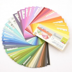 Cardstock Smooth Color Card - Cartoncini Florence